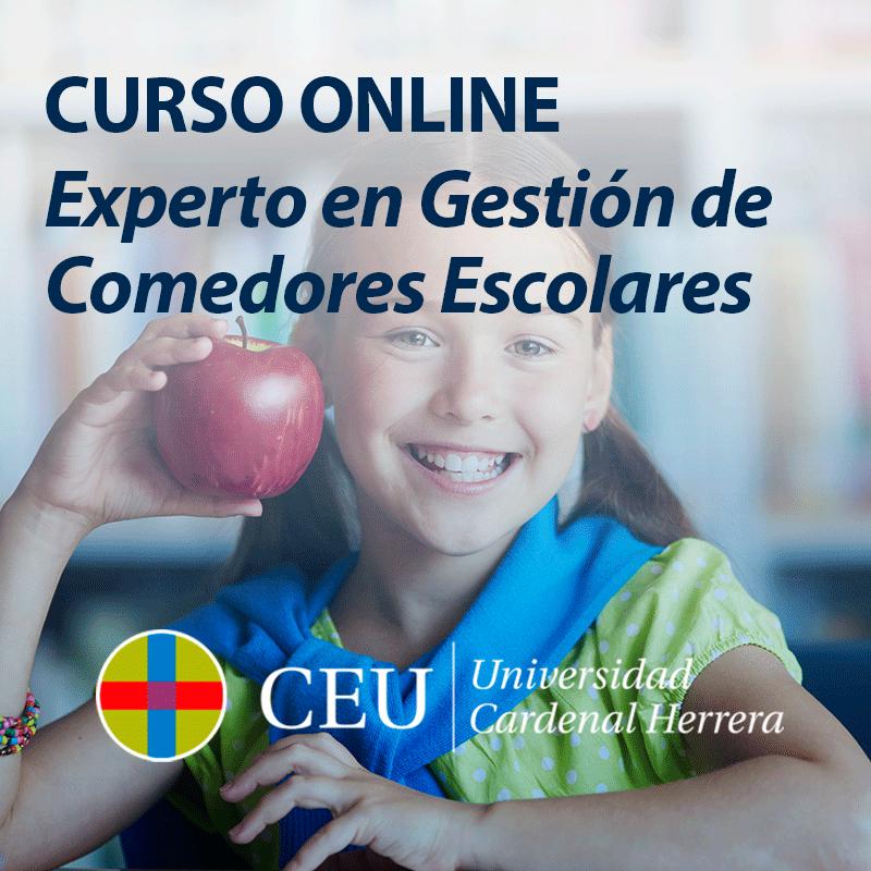 Curso online de Experto en Gestión de Comedores Escolares ...